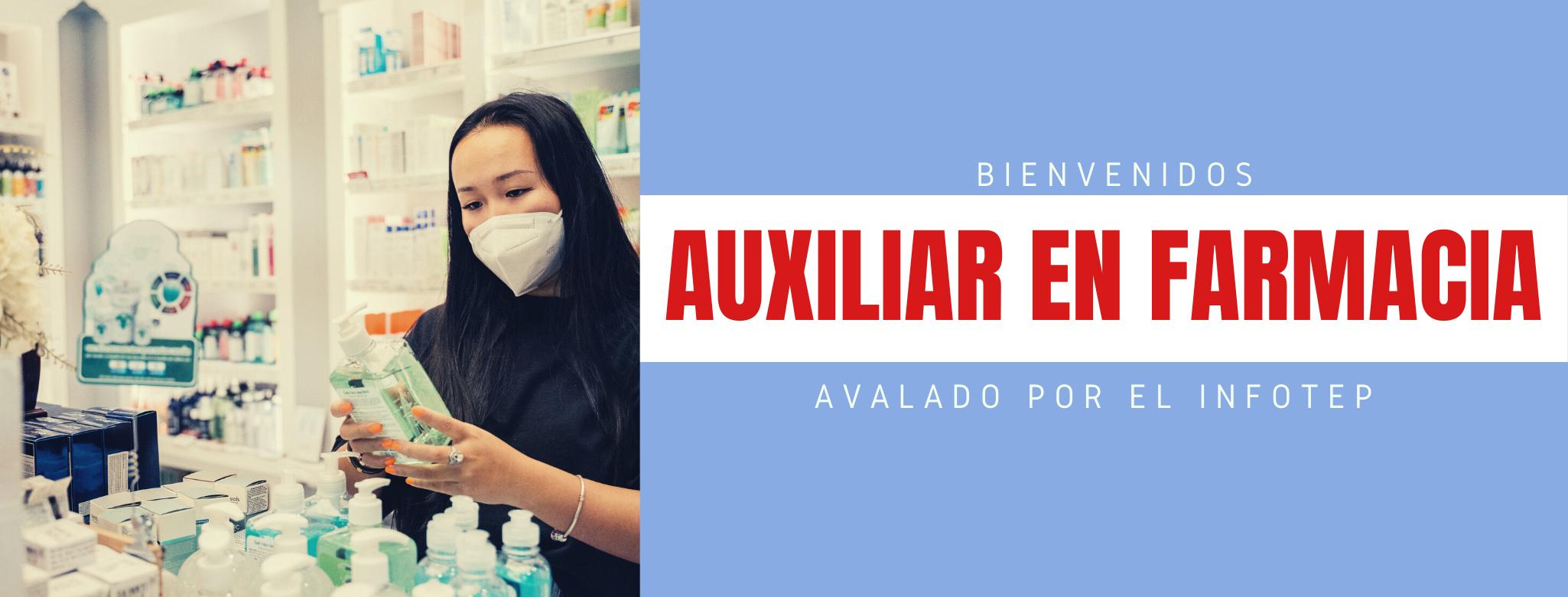 Auxiliar Farmacia 20210708306